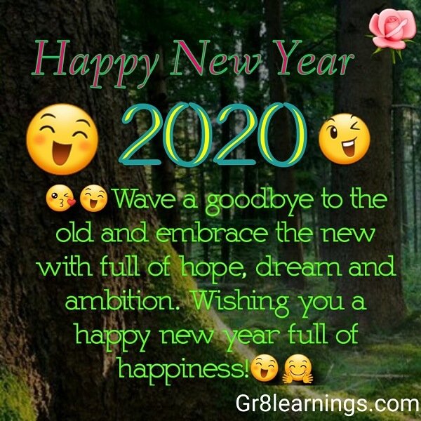 wishes for new year quotes a new year quote