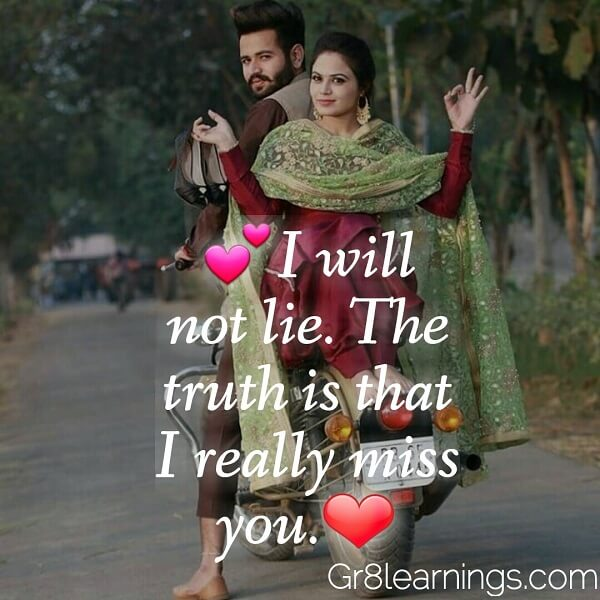 how i miss you quotes