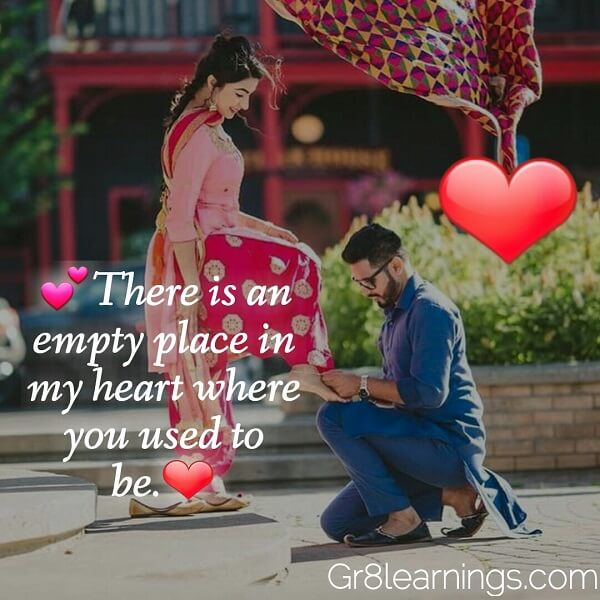 miss you quotes for love