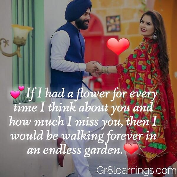 miss you quotes love