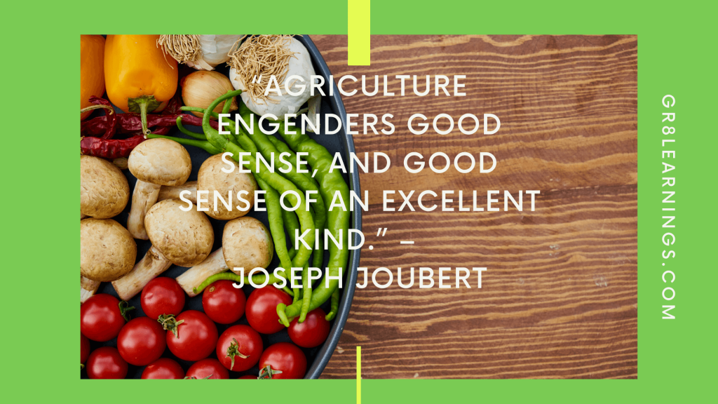 farmer quotes in english