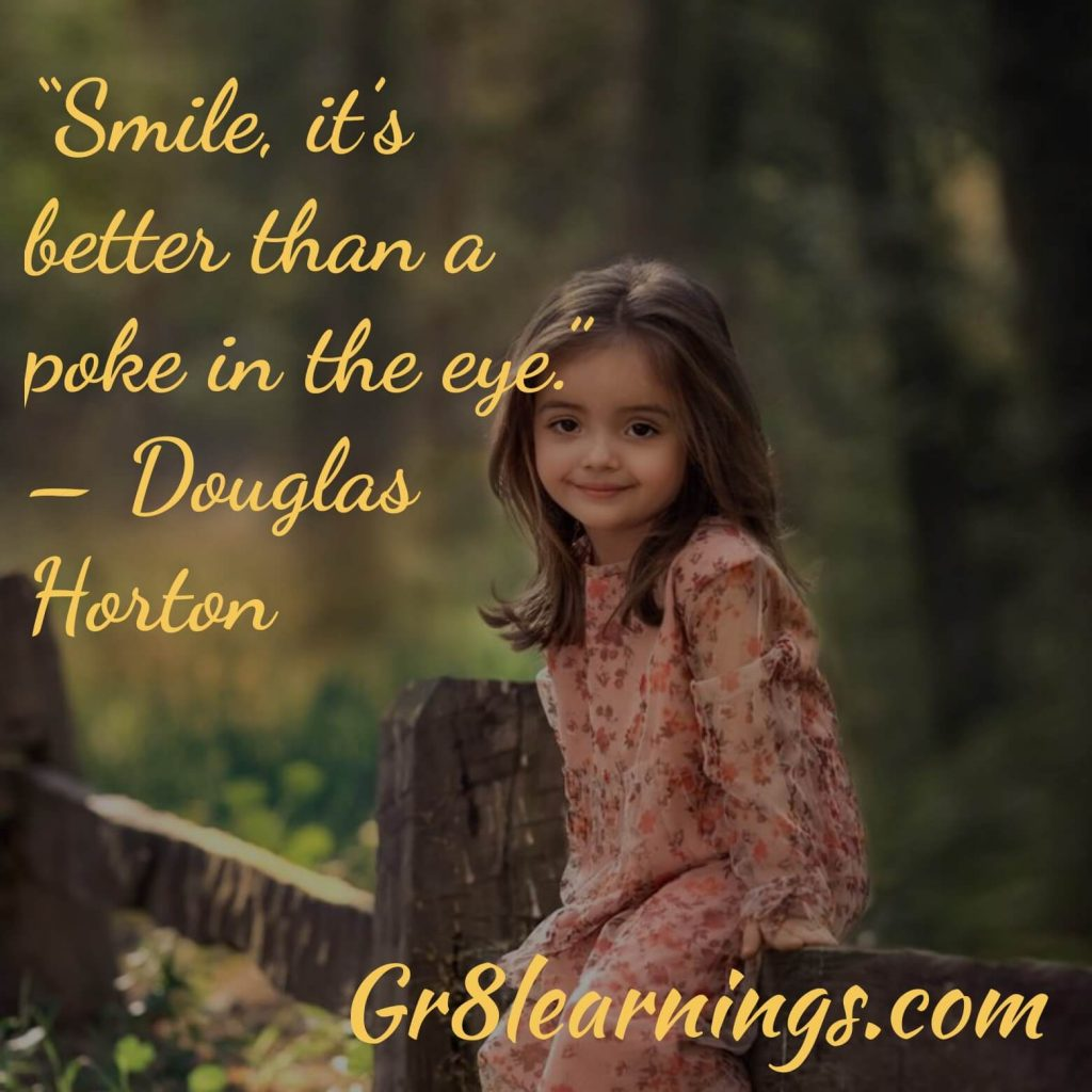 quotes for a smile