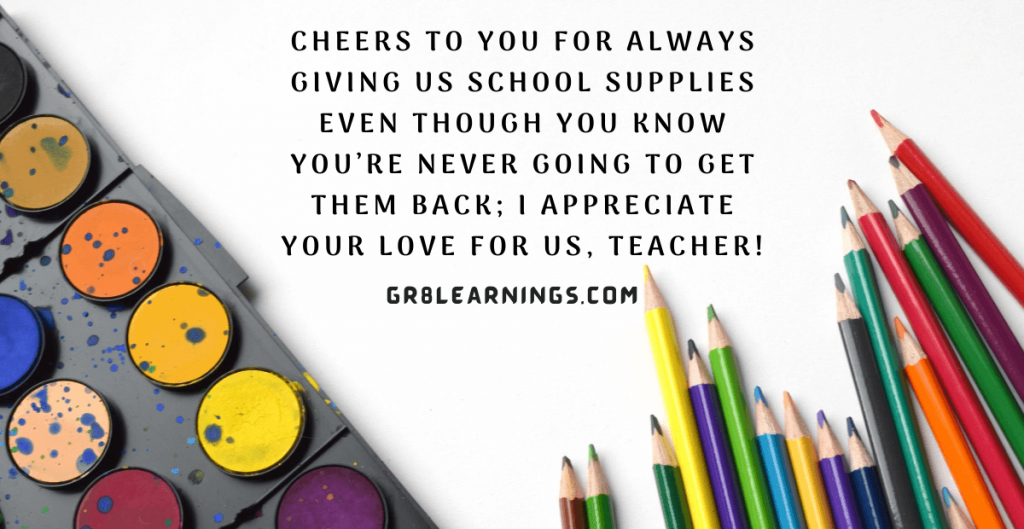 Quote About Teachers Day