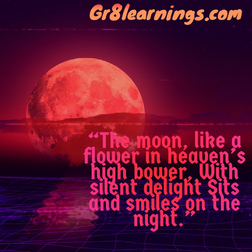 Moon Quotes
