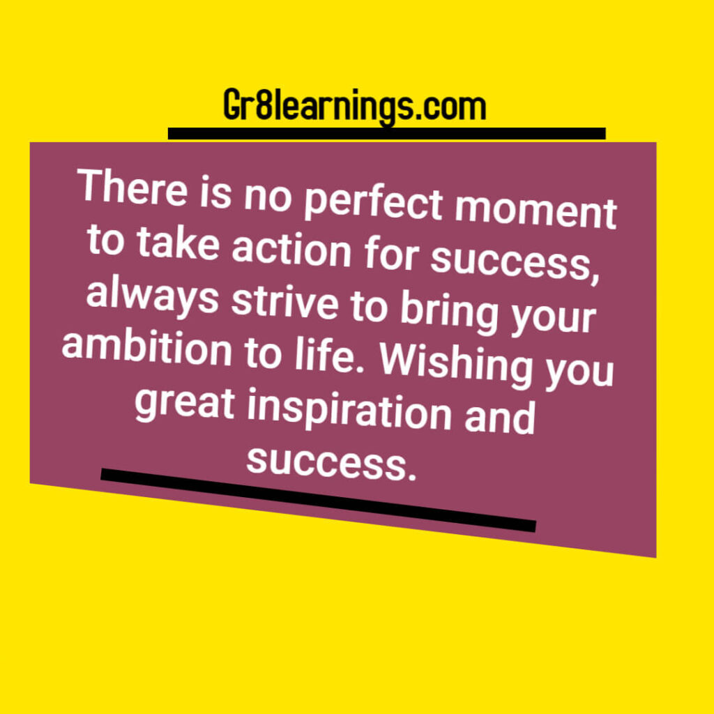 Success Wishes