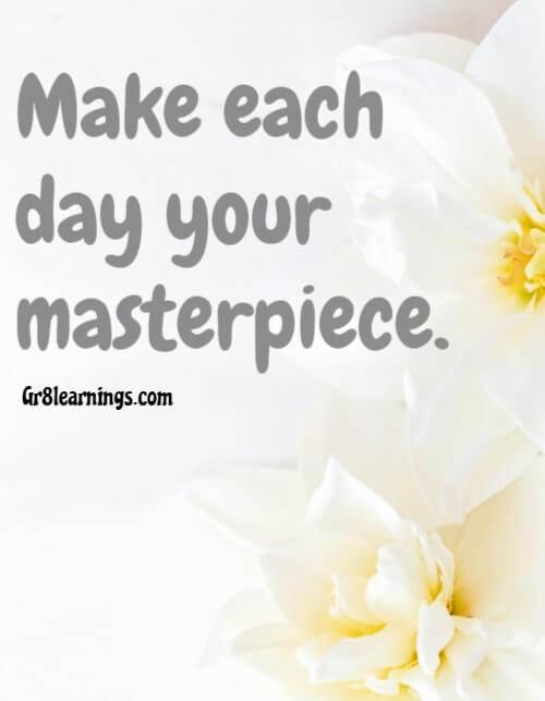 Good day Quotes